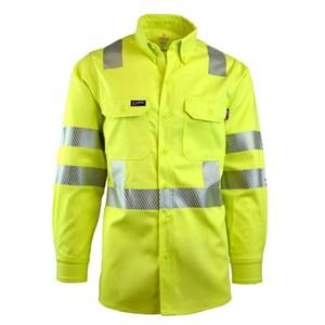 LAPCO FR Hi-Vis Class 3 Uniform Shirt