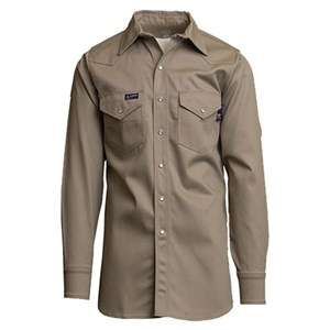 LAPCO 10oz. FR Welding Shirt