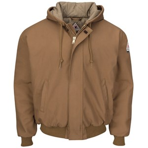 FR Insulated Hooded Jacket