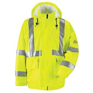 Bulwark Hi-Visibility FR Rain Jacket