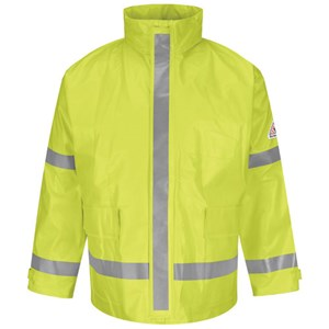 Bulwark FR Hi-Vis Rain Jacket
