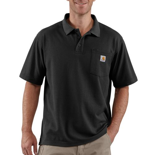 Men S Work Pocket Polo K570