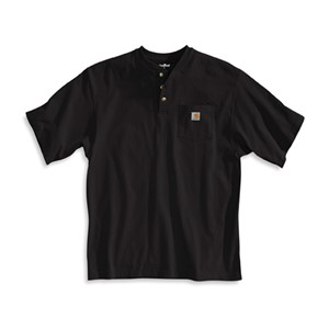 Carhartt Short-Sleeve Workwear Henley