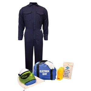 8 cal/cm² ArcGuard® Arc Flash Kit with FR Coverall