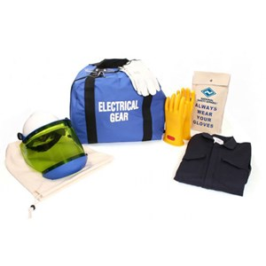 20 cal/cm² Arc Flash Kit with FR Coverall