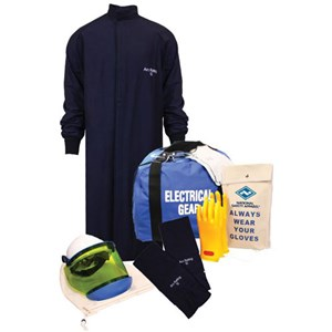 12 cal/cm² Arc Flash Kit with Long Coat and Leggings
