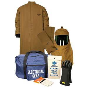65 Cal / Level 4 Kit with Long Coat and Leggings