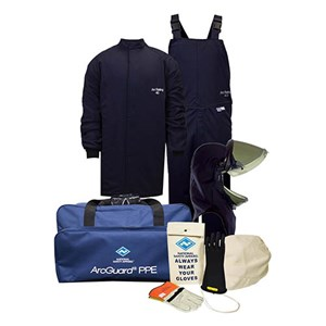40 Cal ARCGUARD Arc Flash Kit w/ Lift Front Hood