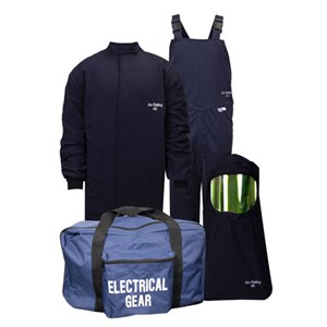 40 Cal / CAT 4 Kit with Short Coat and Bib - NO GLOVES