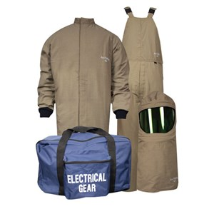 40 Cal / CAT 4 Kit Short Coat & Bib- NO GLOVES
