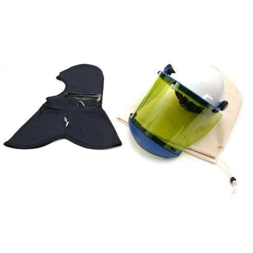 12 cal/cm² Arc Flash Head Protection Kit