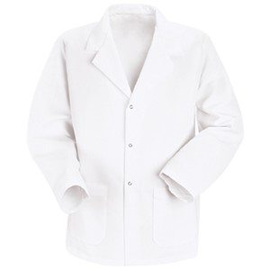 Men's Three-Gripper Specialized Lapel Counter Coat