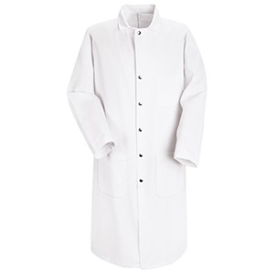 Full Cut Polyester/Cotton Butcher Coat