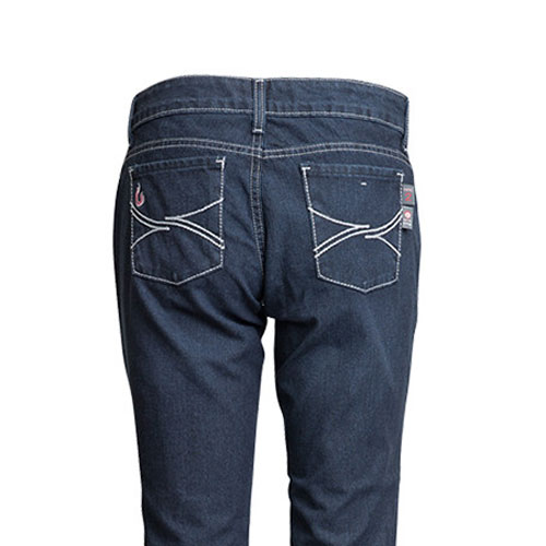 Women's Modern Jeans Rear Pocket Design