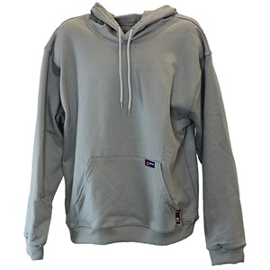 LAPCO FR Hooded Sweatshirt in Gray