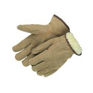 Insulated Premium Cowhide Drivers Gloves