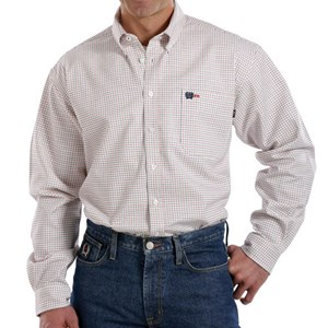 Cinch FR Long Sleeve Work Shirt