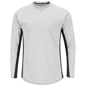 Two-Tone Base Layer with Long Sleeves
