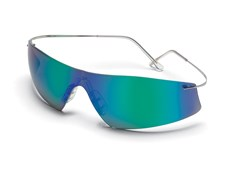 Metaflex Glasses Emerald Mirror Lenses