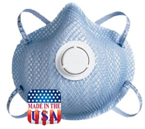 N95 Particulate Respirator with Valve SM