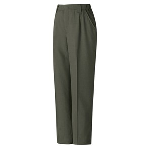 Womens Poly/Wool Tropical Dress Trouser