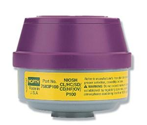 Organic Vapor & Acid Gas Cartridge P100
