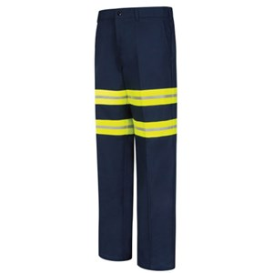 Enhanced Visibility Cotton Work Pant