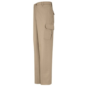 Cotton Cargo Pant in Khaki