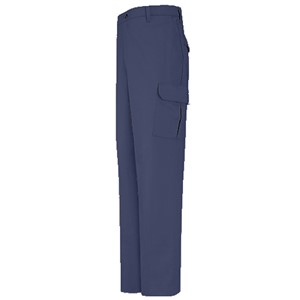 Cotton Cargo Pant in Navy