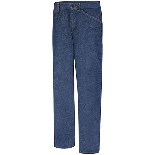 FR Womens Pre-Washed Denim Jeans in Excel FR