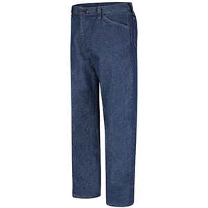 Flame Resistant Pre-Washed Denim Jeans - 42x30 ONLY