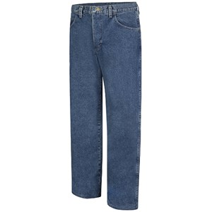 Bulwark FR Loose-Fit Stonewashed FR Jean