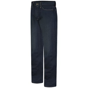 Bulwark Straight Fit Sanded Denim FR Jeans
