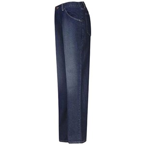 Women's Flame Resistant Straight Leg Denim Jean - 24x28 ONLY