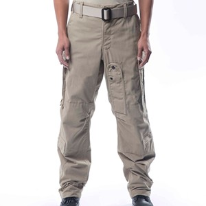 Drifire 2-Piece Navy Flight Suit Pants in Khaki