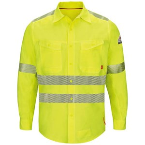 iQ Series Endurance Hi Vis FR Work Shirt