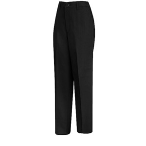 Elastic Insert Work Pant in Black