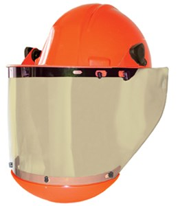 Pro-Shield Faceshield and Hard Hat