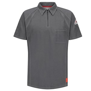 iQ FR Short Sleeve Polo - MD ONLY