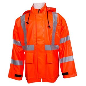 "Arc H2O™ 30"" Jacket - ANSI Class 3 - Fluorescent Orange"