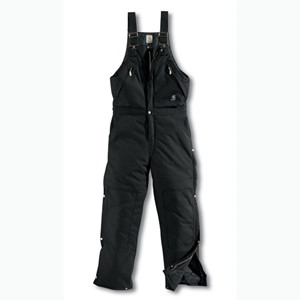 Extremes Zip-to-Waist Biberall / Arctic-Quilt Lined