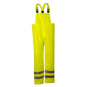 Arc H20 FR Rain Bibs with Leg Zippers