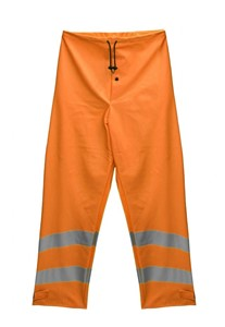 Arc H2O Elastic Waist Pants in Fluorescent Orange