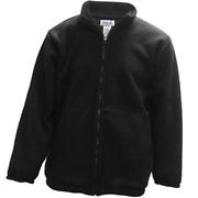 Black Nomex Fleece Zip-In Liner
