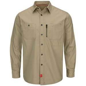 Woven Work Shirt with MIMIX Technology