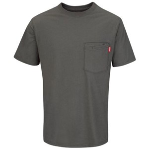 Red Kap Workwear Solid Color T-Shirt