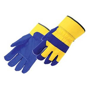 Insulated Waterproof Leather Work Gloves