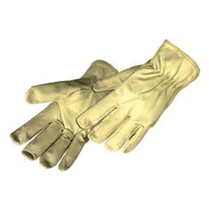 Grain Pigskin Drivers Gloves