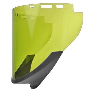 Replacement Faceshield with Chin Cup