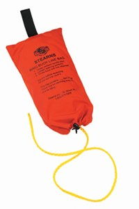 Ring Buoy Rope with Bag - 90ft